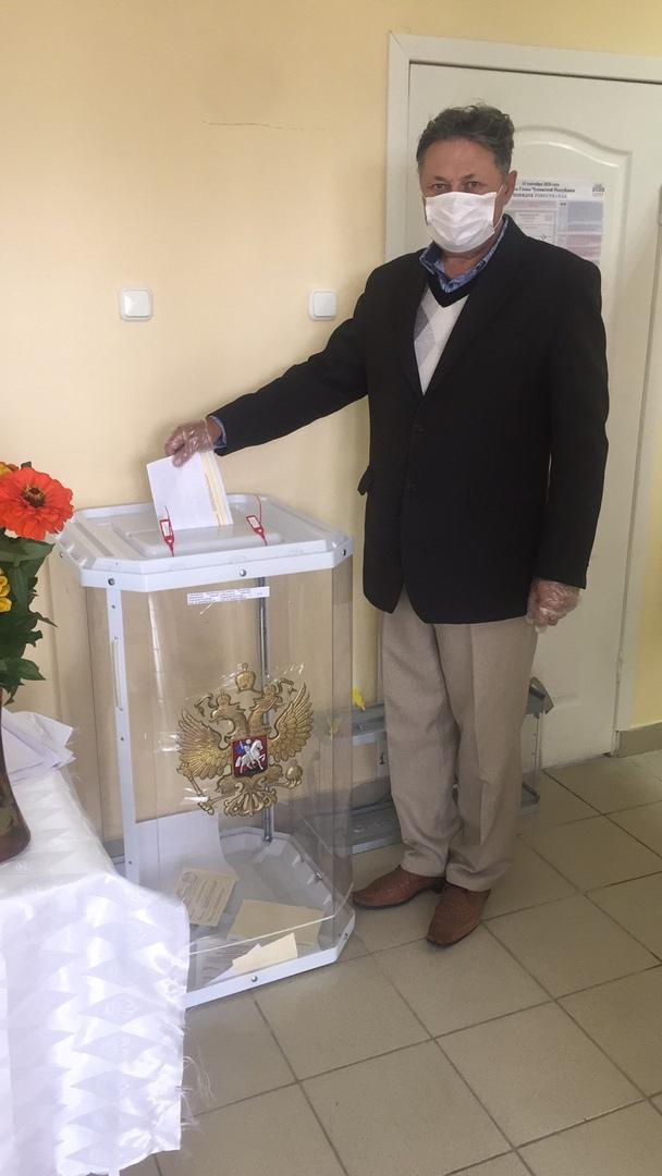 В Чувашской Республике стартовало досрочное голосование по выборам Главы региона