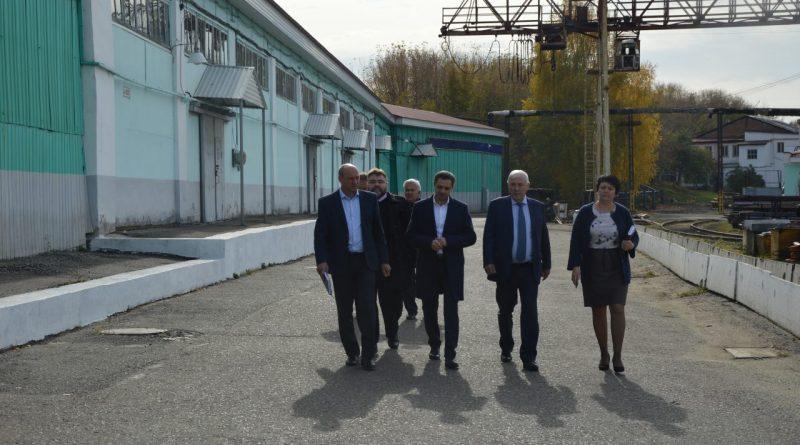 С депутатом Госдумы – о проблемах городских предприятий 4