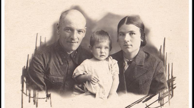 От Алатыря до Кенигсберга. Военный путь глазами моего прадеда Константина Годяева.