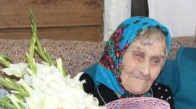Участница войны из Чувашии встретила свой 101-й День рождения