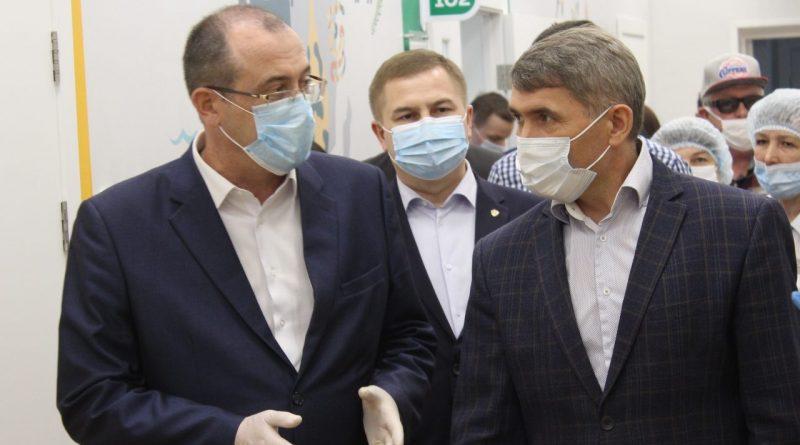 Здоровье людей  и материальная база больниц  должны окрепнуть