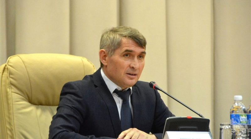 Олег Николаев встретился с главами муниципалитетов