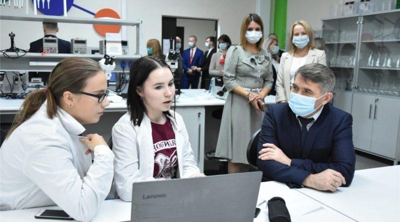 Олег Николаев предложил рассматривать грантовые проекты как стартапы для бизнеса