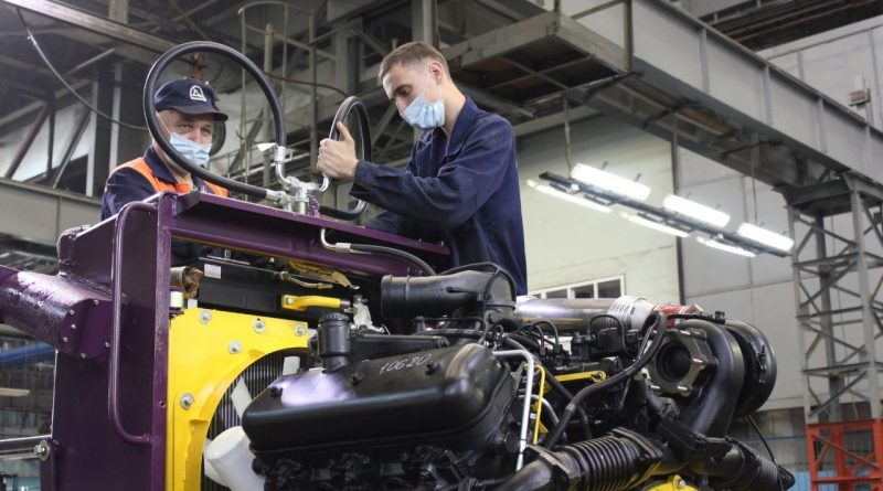 Экономика Чувашии по ряду показателей опередила среднероссийские данные