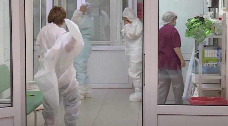 Чебоксарские медики спасли жизнь пациенту со 100% поражением лёгких