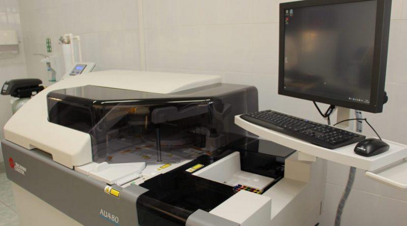 В клинико-диагностическую лабораторию Республиканского клинического онкологического диспансера поступило новое современное оборудование