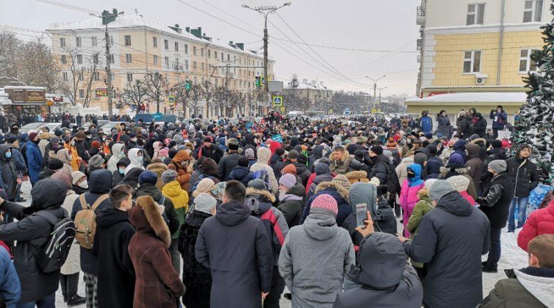 Протест по карману: в Чебоксарах начали штрафовать участников незаконного митинга