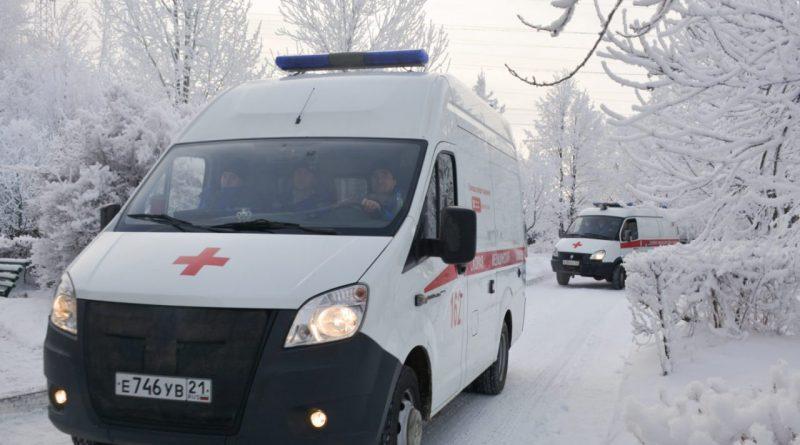 За новогодние праздники в службу скорой помощи поступило более 10,5 тысяч вызовов