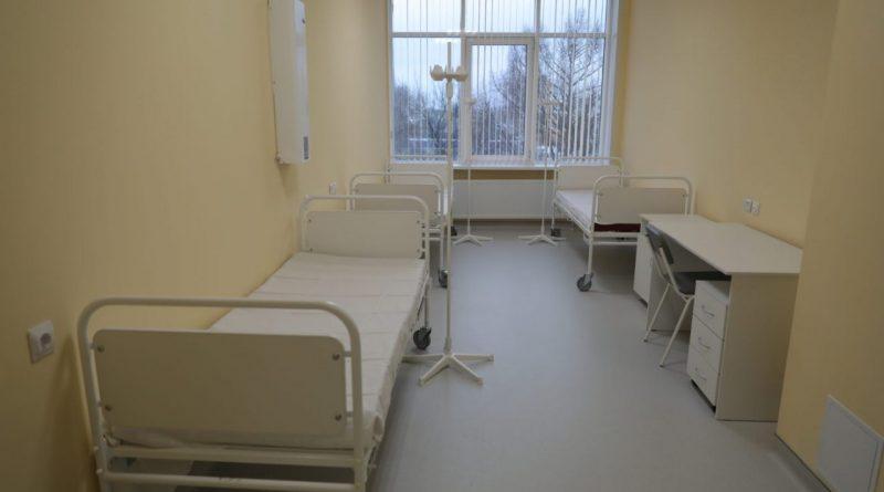 Чебоксарская районная больница прекращает принимать ковидных пациентов