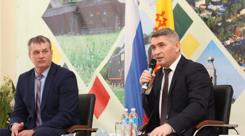 Олег Николаев: весь ущерб от строительства трассы М-12 в районах республики должен быть возмещён