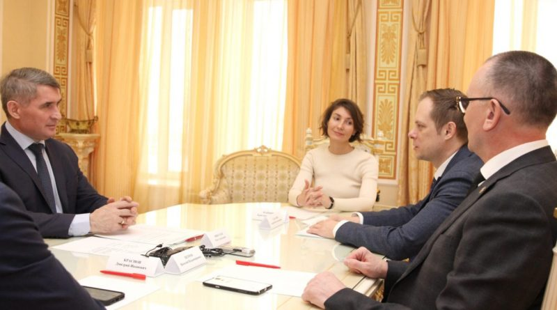Олег Николаев: цифровизация ускорит развитие спортивной отрасли Чувашии