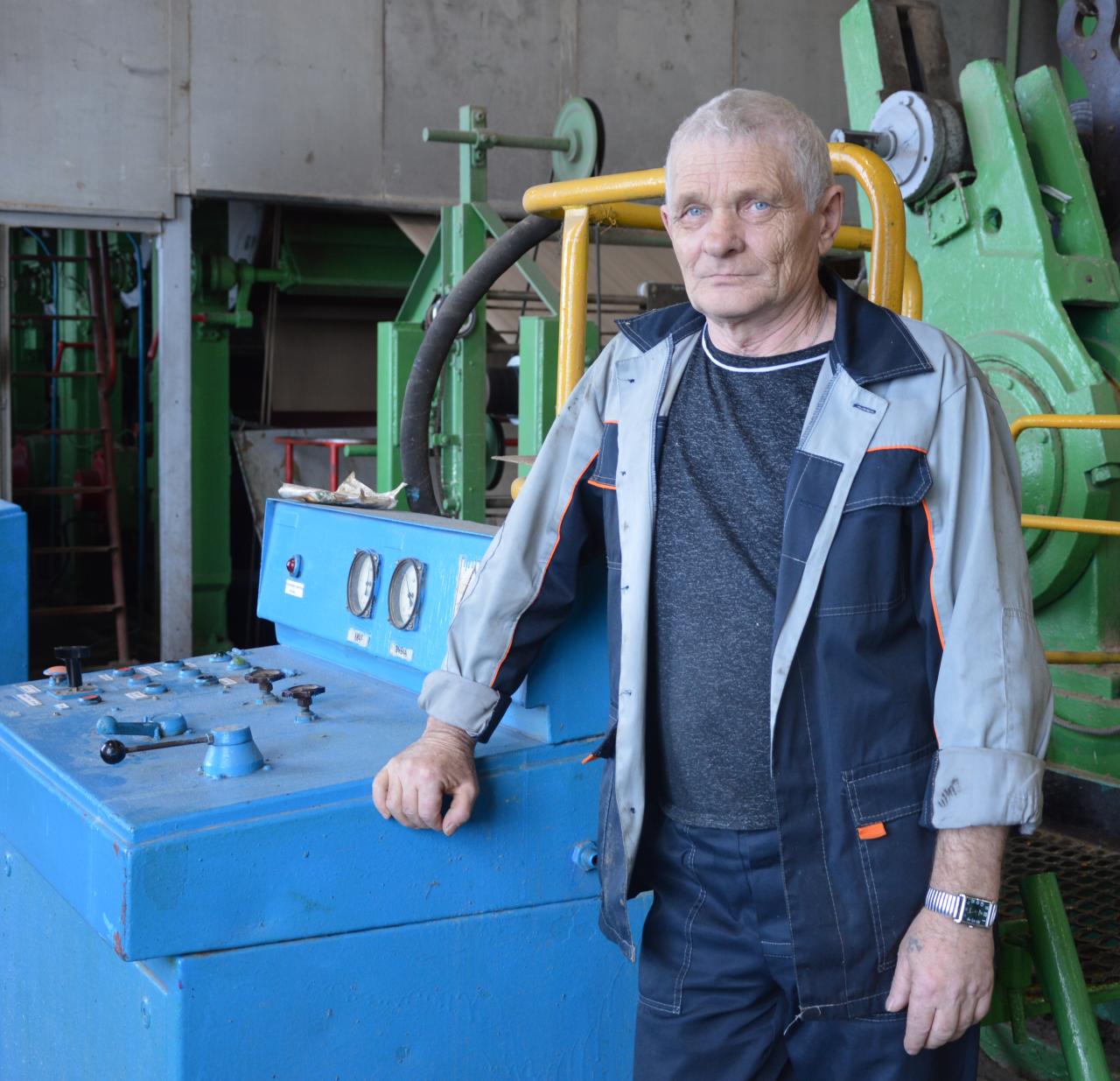 Алатырская бумажная фабрика отмечает свое 55-летие 4