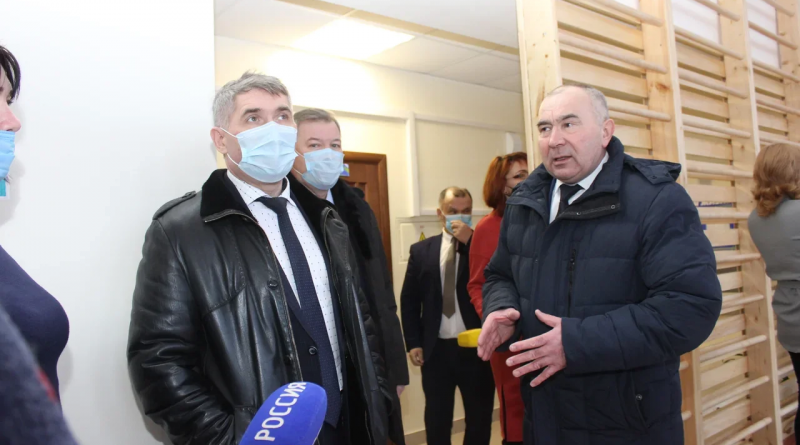 Олег Николаев: капитальный ремонт социальных объектов должен проводиться комплексно