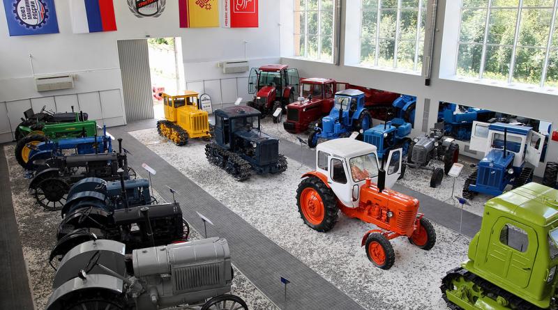 Музей трактора завоевал именной сертификат компании «Яндекс»