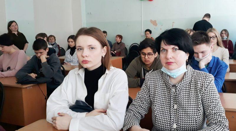 Студентка АТК Екатерина Краснова – победитель республиканской олимпиады по иностранным языкам