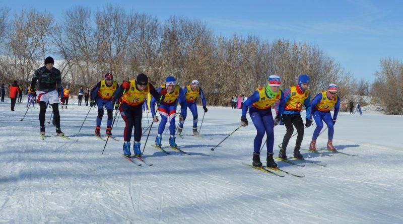 Лыжная эстафета на призы газеты «Алатырские вести» среди взрослых