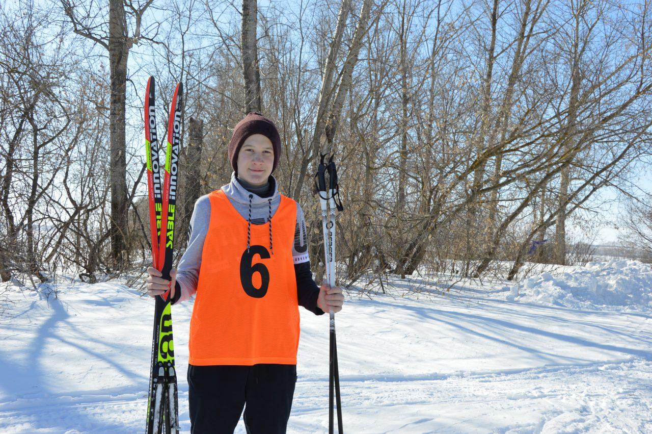Школьники Алатыря приняли участие в лыжной эстафете на призы газеты «Алатырские вести»