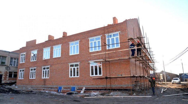 В правительстве работают над началом строительства 7 школ в Чувашии