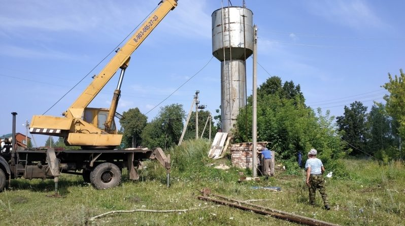Минстрой Чувашии проводит конкурсный отбор источников водоснабжения, подлежащих капитальному ремонту