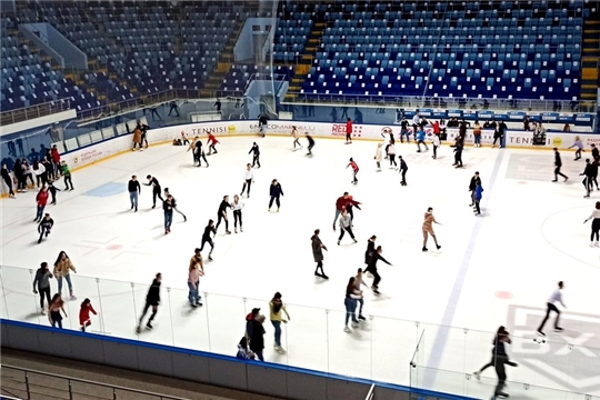 Более 56 тысяч жителей Чувашии приняли участие в Дне здоровья и спорта