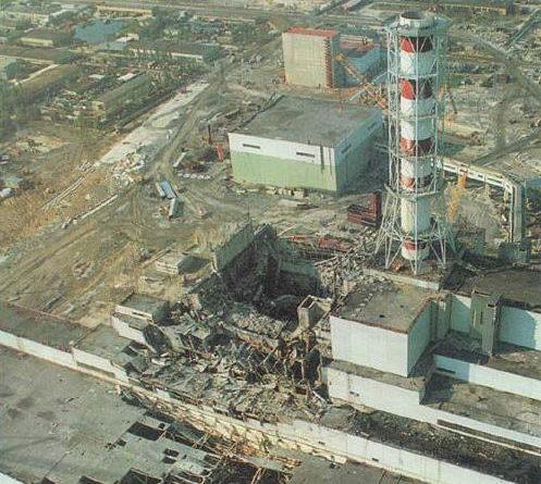 Боль и память Чернобыля