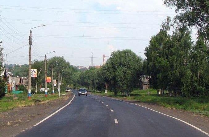 Самая длинная улица в Алатыре носит имя Юрия Гагарина