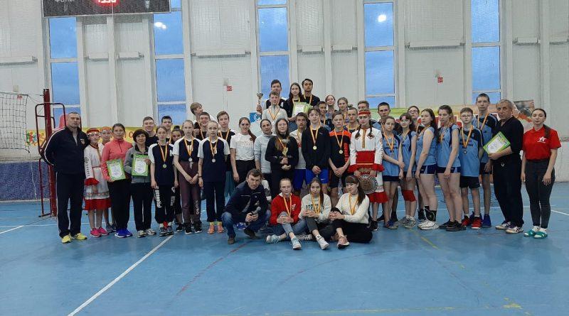 Школьники из Алатыря впервые стали призерами республиканских Президентских спортивных игр