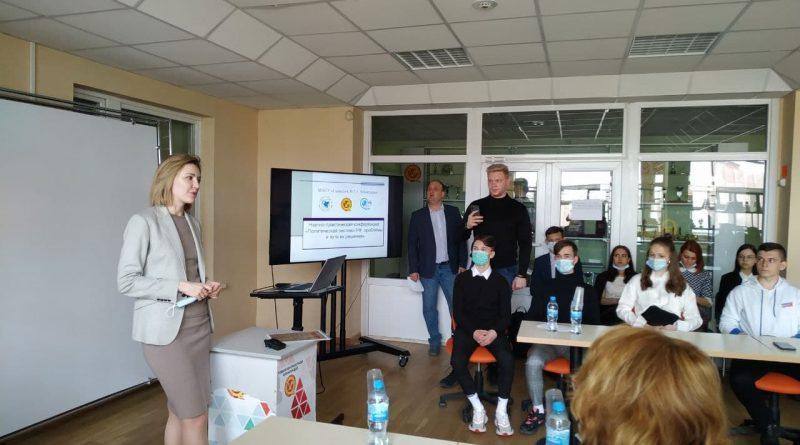 У чебоксарских школьников есть свой конструктивный взгляд на политикук