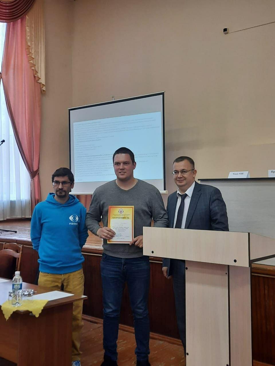 В Алатыре состоялся очередной семинар по обучению независимых общественных наблюдателей. 1