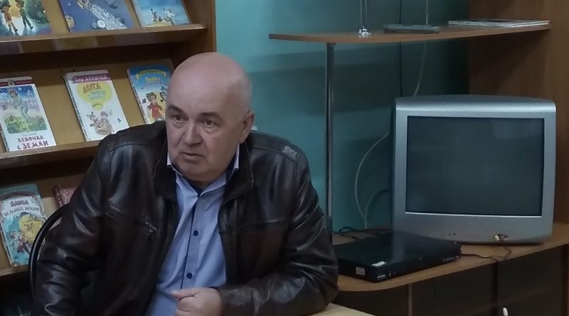 Воспоминания председателя Союза «Чернобыль» по городу Алатырю Ивана Тархановского