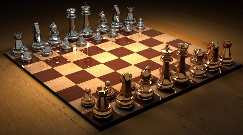 Шахматный турнир был посвящён Дню Победы