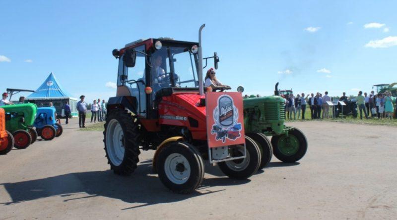 Чебоксарский музей истории трактора отправляется с выездной выставкой в Республику Беларусь