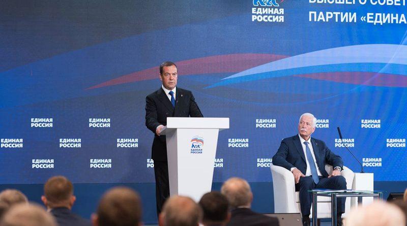 Отчёт «Единой России» о выполнении программы даёт ей возможность захватить предвыборную повестку — эксперты