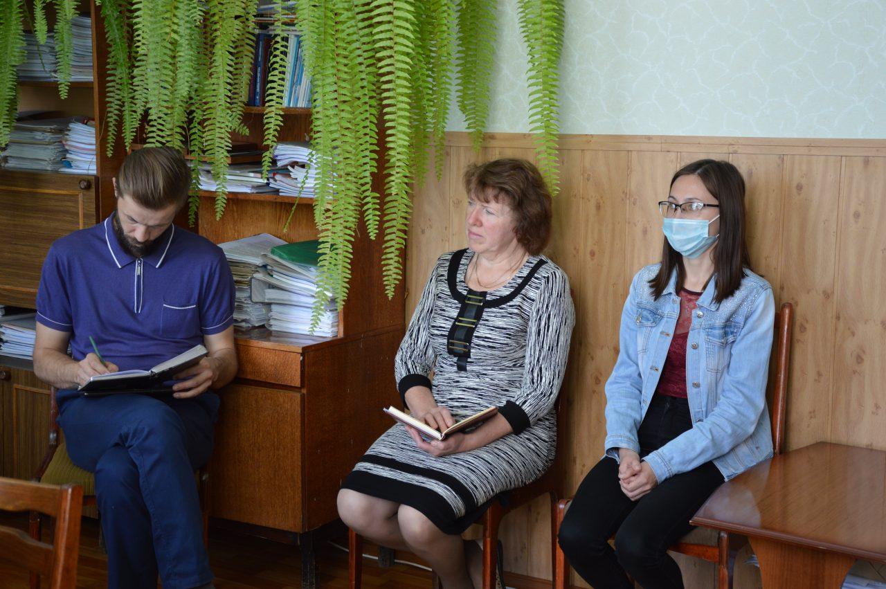 В Алатырском районе состоялось общественное обсуждение по вопросу перевода времени на час вперед 1