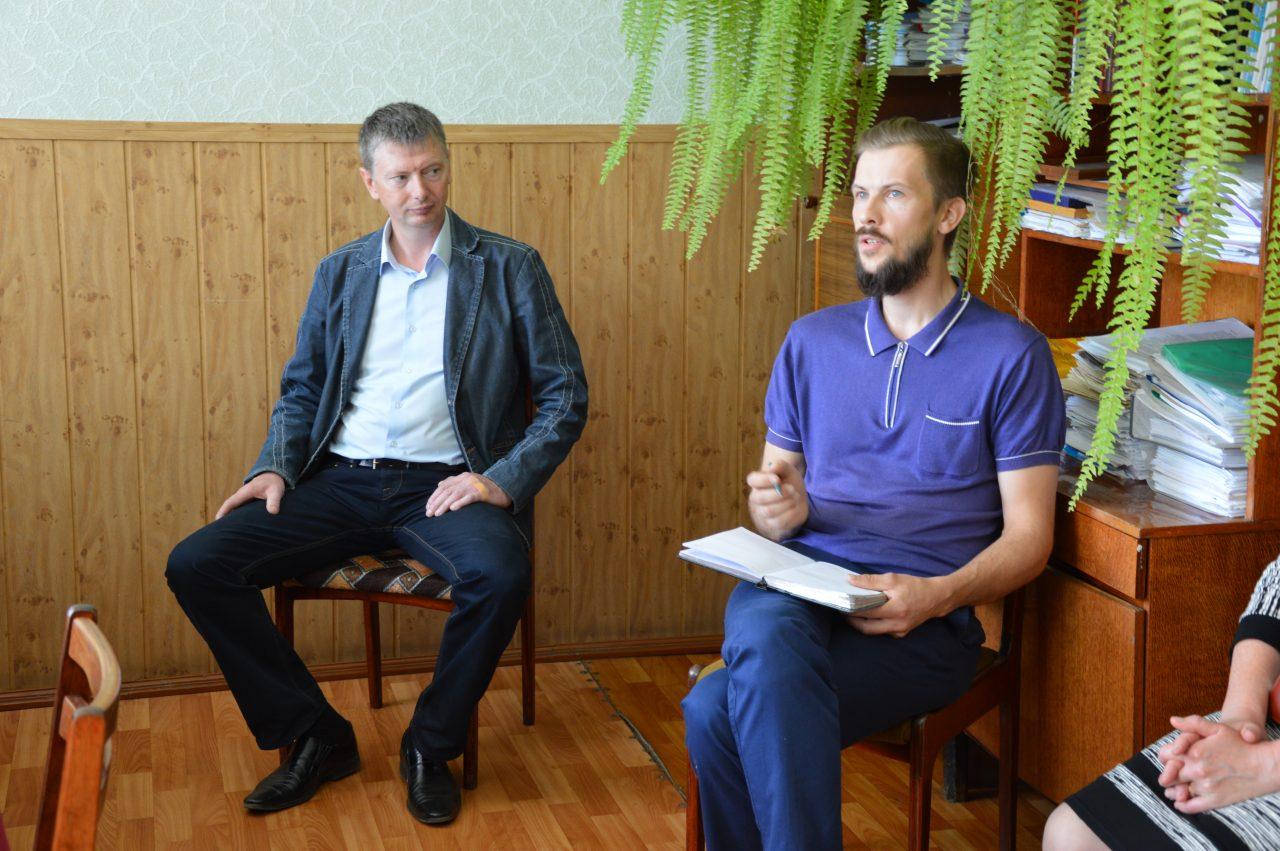 В Алатырском районе состоялось общественное обсуждение по вопросу перевода времени на час вперед 4