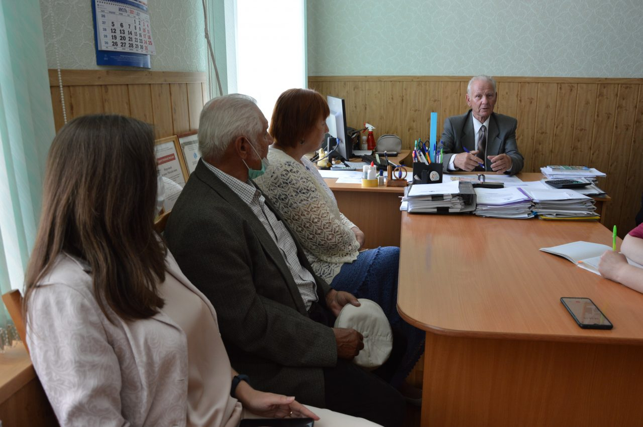 В Алатырском районе состоялось общественное обсуждение по вопросу перевода времени на час вперед 5