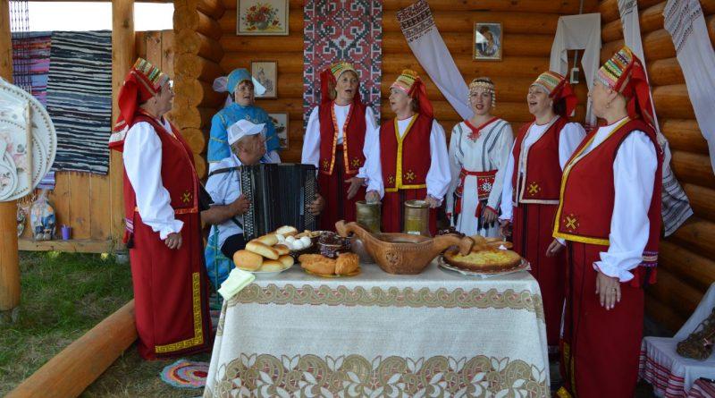 Праздник Песни, Труда и Спорта Акатуй-2021 прошел в Алатырском районе