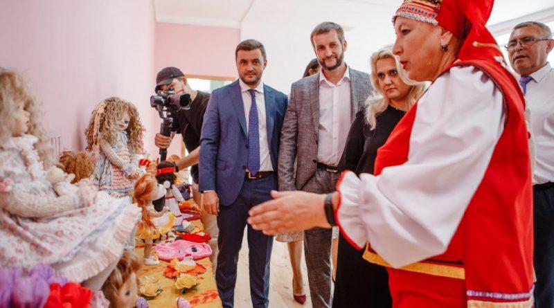В День села - о воплощённых инициативах жителей Алтышева