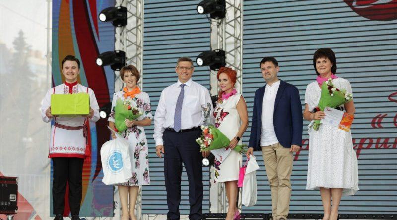 Представительница Алатыря стала победителем масштабного республиканского конкурса «Я – женщина»