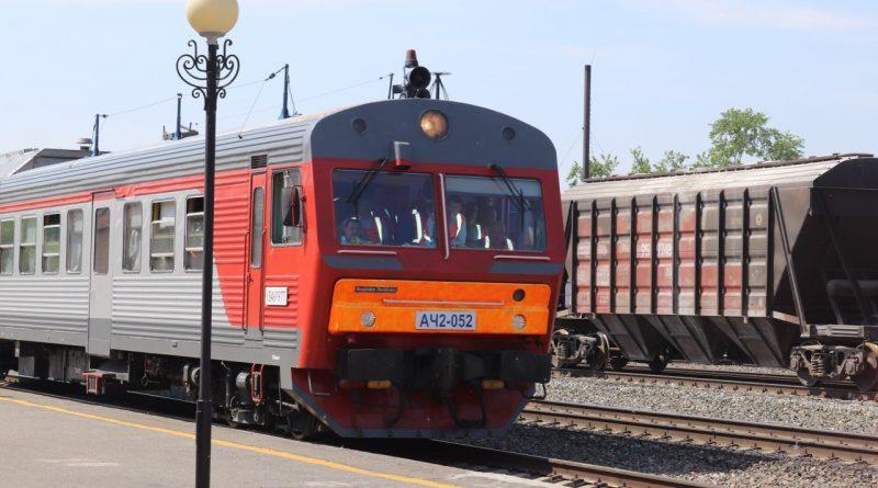 Железная дорога – зона повышенной опасности!