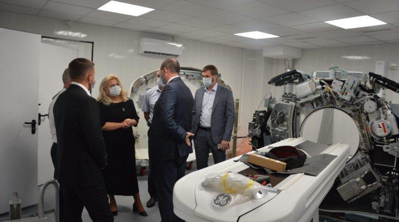 В Алатырской ЦРБ скоро откроется кабинет компьютерной томографии