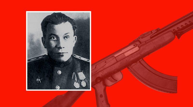 23 августа - день рождения Алексея Судаева, выдающегося конструктора стрелкового оружия